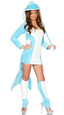 Darling Dolphin Costume