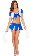 Spirit Squad Cheerleader Costume