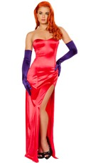 Miss Jessica Gown Costume
