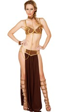 Deluxe Space Slave Costume
