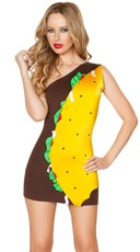 Sexy Taco Costume