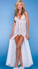 Bride to Be Sleepwear Gown
