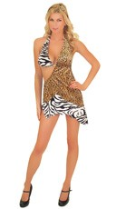 Savage Cave Woman Costume
