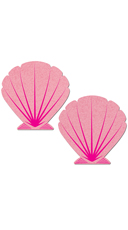 Pink Seashell Pasties