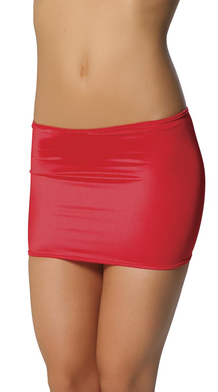 Clingy Lycra Mini Skirt, Tight Mini Skirt