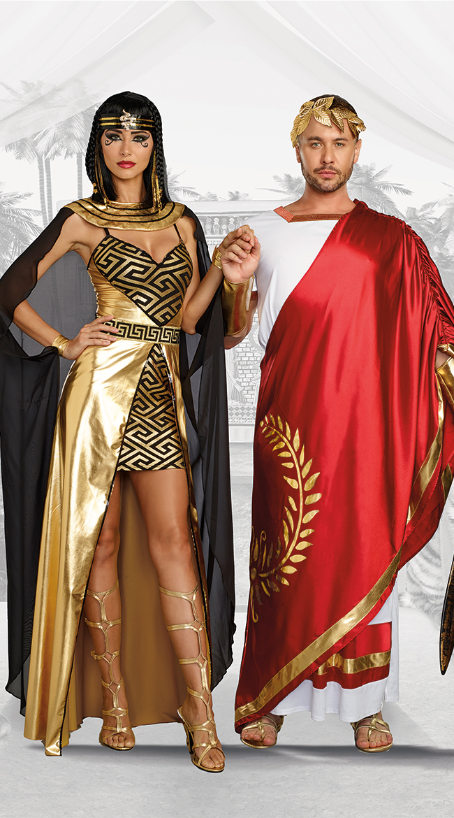 Egyptian Costumes Cleopatra Y