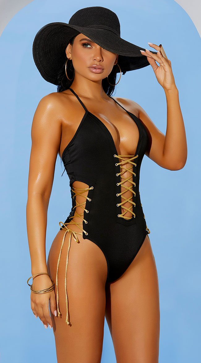 Sexy One Piece Swimsuits One Piece Bathing Suits Yandy