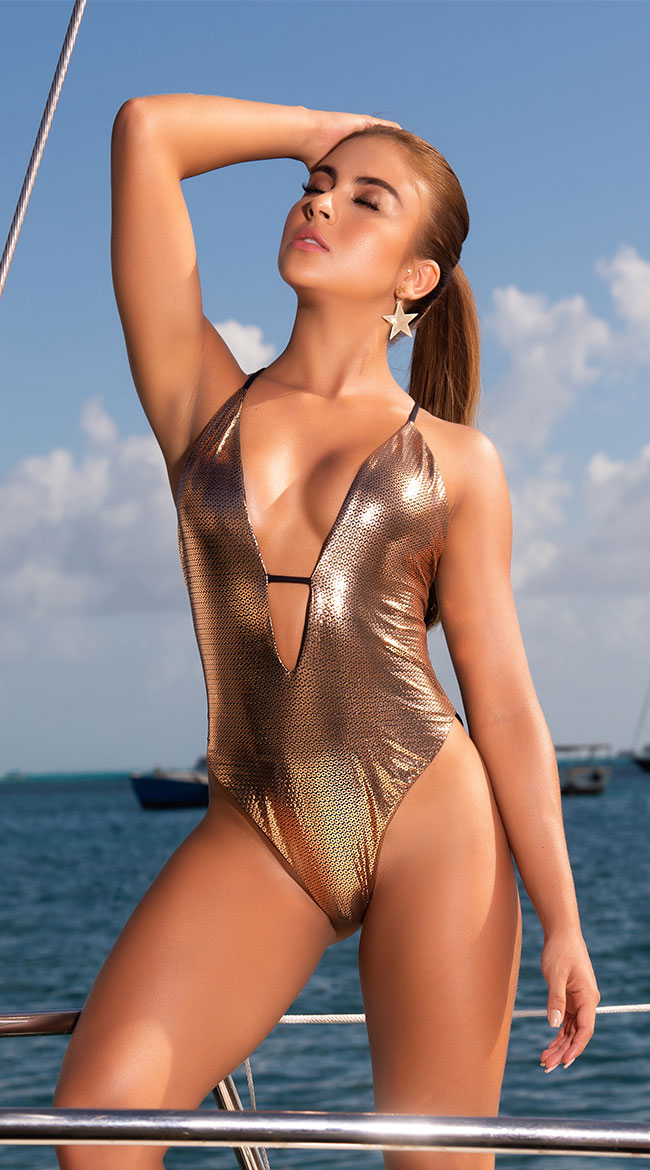 91c244efd36 Sexy One Piece Swimsuits & One Piece Bathing Suits | Yandy