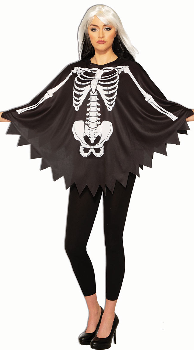 Skeleton Lady Of The Crypt Dress Women/'s Costume