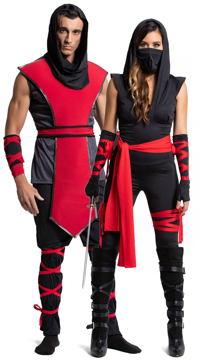 5a03487d44dcb Couples Costumes: Sexy Couples Halloween Costumes | Yandy