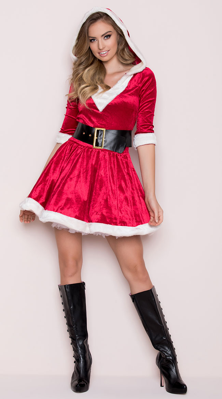 Sexy holiday dress