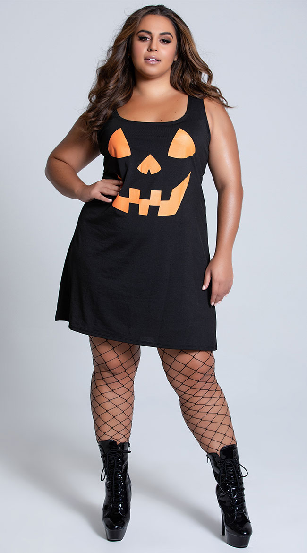 Adult Pumpkin Costumes Be A Sexy Pumpkin For Halloween Yandy