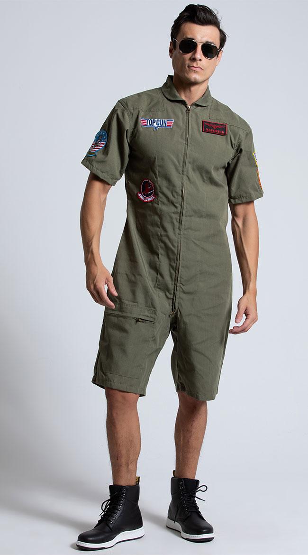 366de07465c Men s Top Gun Flight Suit