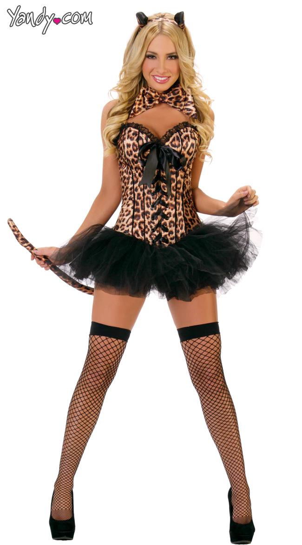 leopard deluxe costume sexy leopard costume sexy adult leopard costume leopard halloween costume - Halloween Naughty Costumes