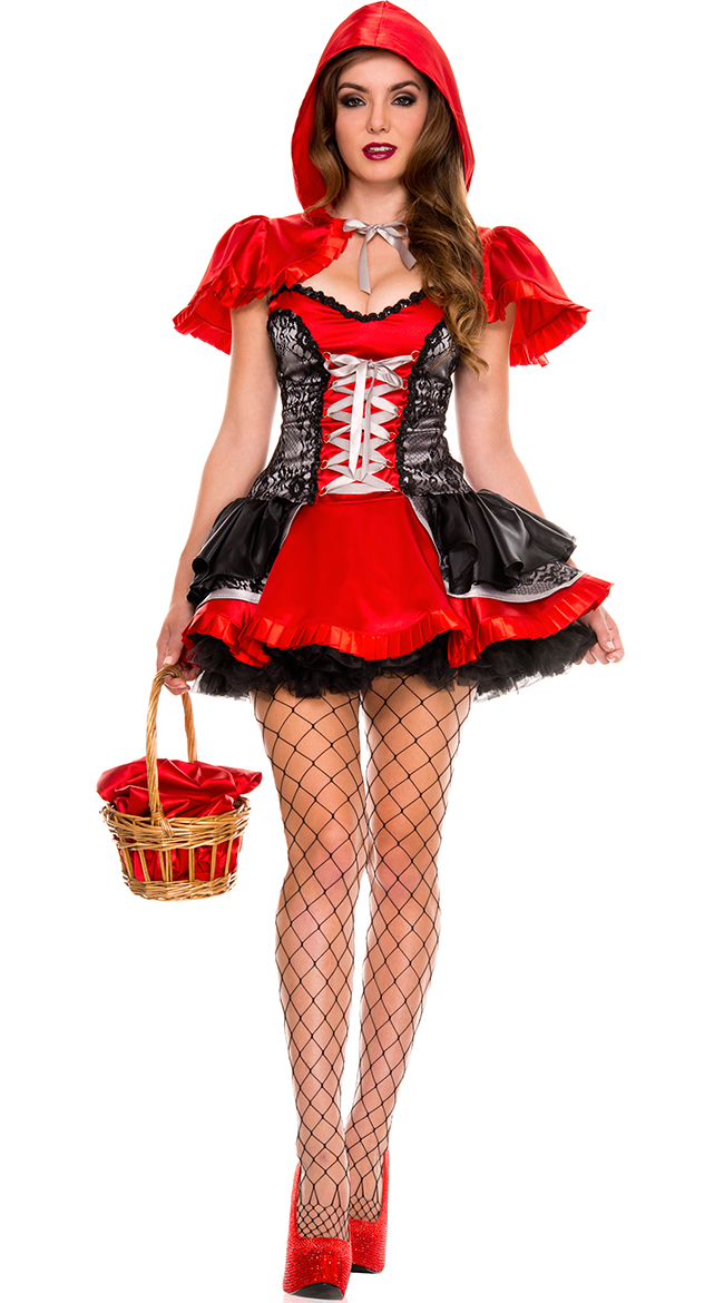 Sexy little red riding hood costume galleries 572