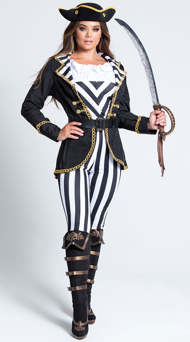 Sexy Pirate Costumes Adult Pirate Costumes Women S Pirate