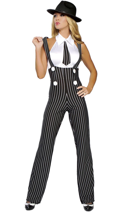 quick view 6999 gangsta girl costume - Female Gangster Halloween Costumes