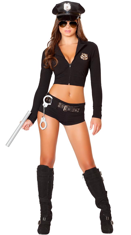 QUICK VIEW - Sexy Cop Costume, Sexy Cop Halloween Costume, Cop Halloween