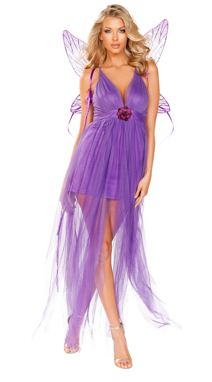 Hot fairy costume