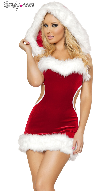 528350ad017 Sexy Claus Costume
