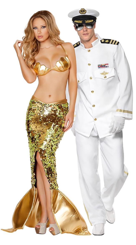 f702da6e6f Men s Rock Her Boat Captian Costume
