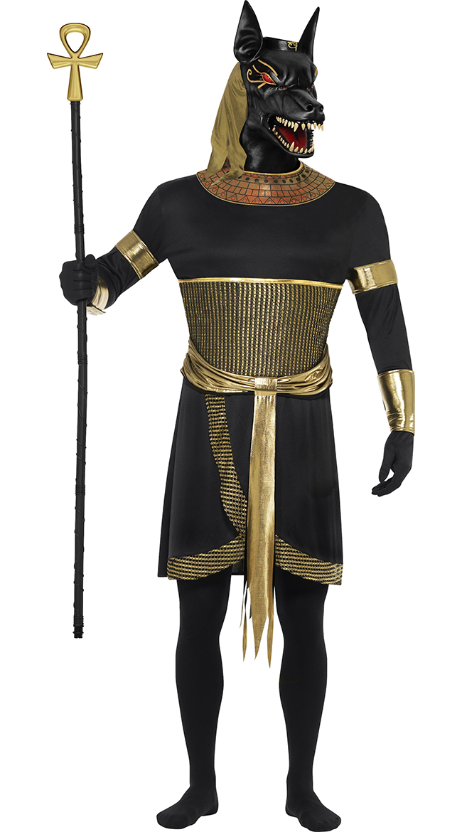 Men\'s Egyptian God of the Afterlife Costume, Egyptian Pharaoh Costume