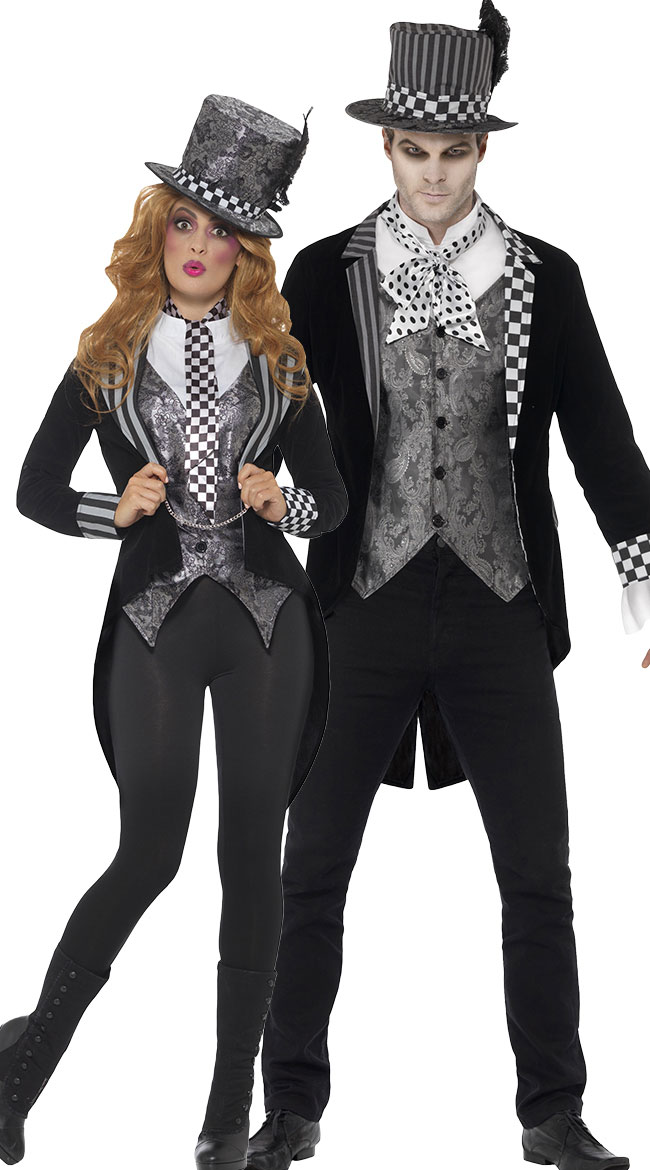 Couples Costumes: Sexy Couples Halloween Costumes   Yandy