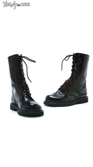 Men's Combat Boot  - as shown