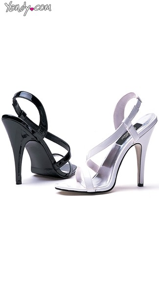 Get Fancy Evening Heel - White