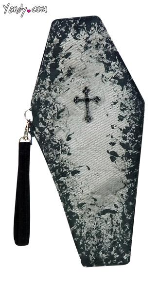 Coffin Clutch - as shown
