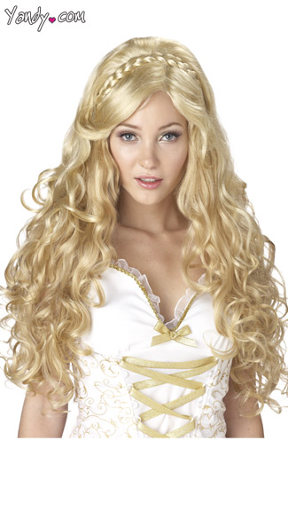 Mystic Goddess Wig - Blonde