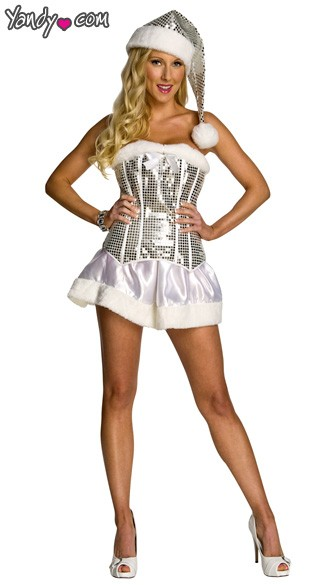 Winter Wonderland Costume, Winter\\\'s Delight Costume, Winter Wonderland Dress,