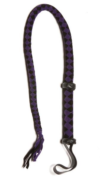 X-Play Purple Bull Rod - Black