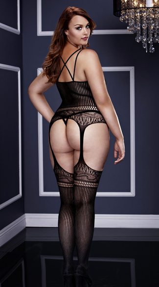 pics Thigh high stocking