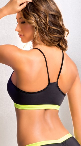 Archer Sports Bra - As Shown