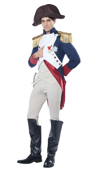 French Emperor Napoleon Costume Men S Emperor Costume