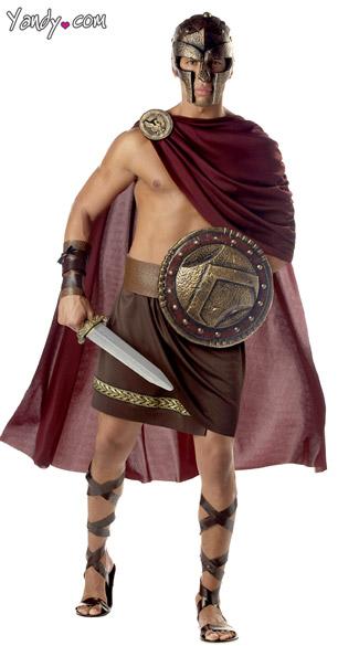 mens spartan warrior costume spartan costume greek