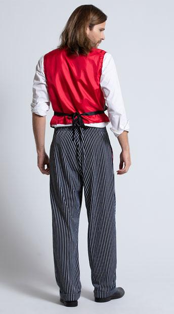 Men's Mobster Costume, Men's Gangster Costume, Men's Pinstripe Costume