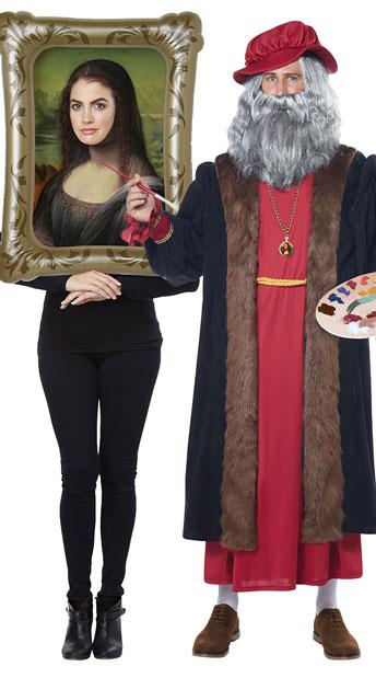 The Renaissance Couples Costume - as shown
