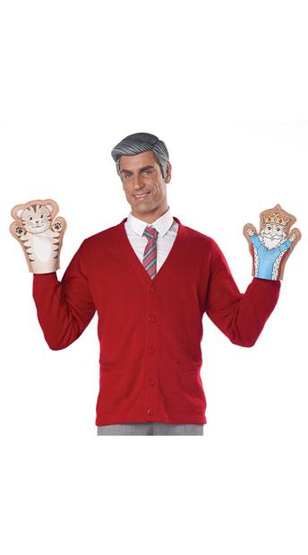 Be My Neighbor Costume Kit - Multi