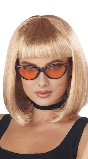 Pretty Woman Bob Wig - Blonde
