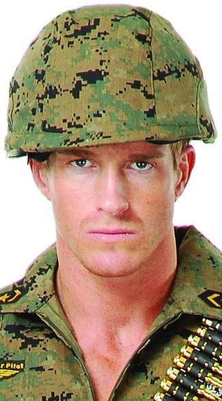 G.I. Army Helmet - Camouflage