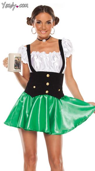 Shamrock Sweetie Costume  sc 1 st  Yandy & Shamrock Sweetie Costume Cocoa Cutie Costume