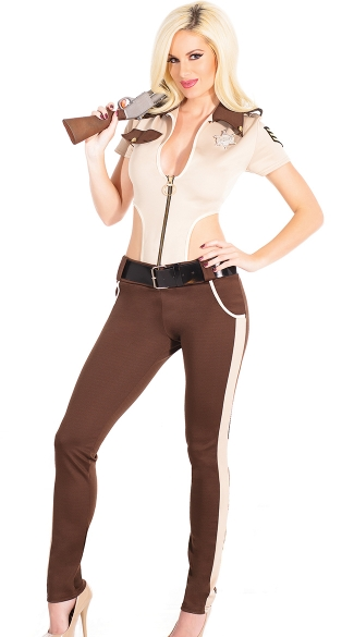 Classic Sheriff Costume, Sexy Sheriff Outfits, Adult Women Sheriff Costumes