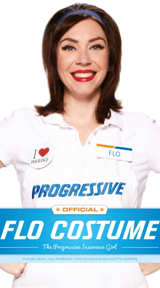 Everybody. Own your sexy.  sc 1 st  Yandy & Progressive Flo Costume Flo Halloween Costume Progressive ...