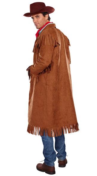 Men's Rifleman Costume - As Shown
