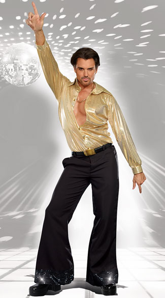 Men S Disco Inferno Costume Men S Disco Costume Men S 70