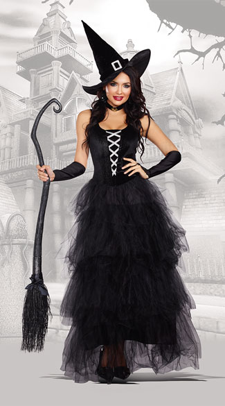 Spellbound Witch Costume, witch costume, sexy witch costume, witch halloween costume, sexy witch halloween costume