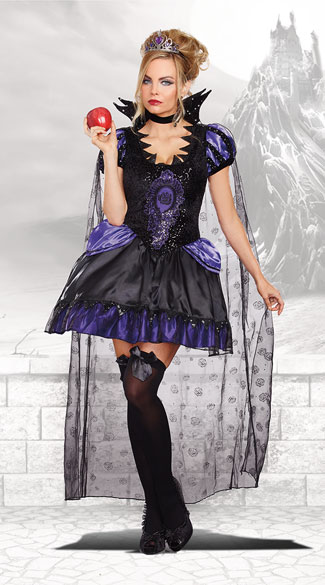 Evil Queen Costume Sexy Evil Queen Costume Wicked Queen