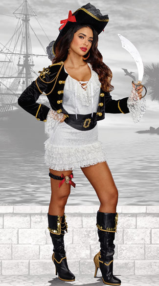 Holy Ship! Costume,